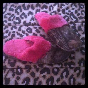 Mossy Oak House Shoes